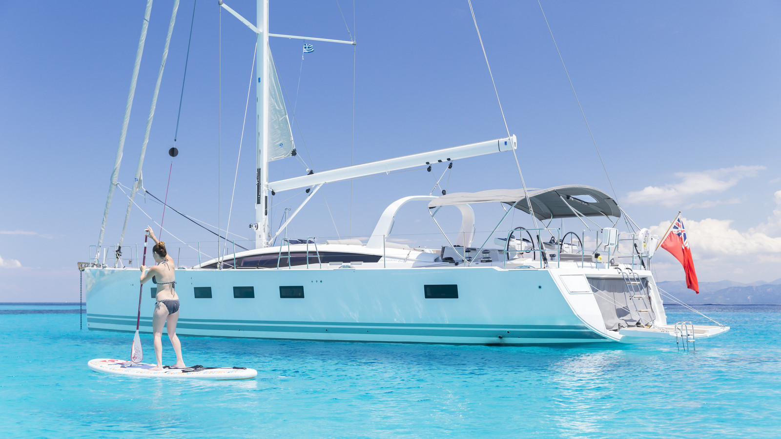 Learn sailing holidays corfu