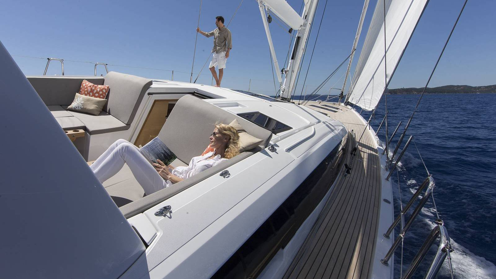 Argentous Yacht Luxury Sailing Holidays